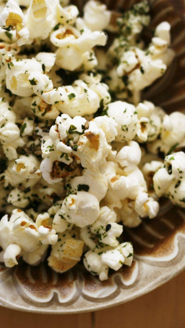 Furikake Popcorn | Bites and Sips | Pinterest
