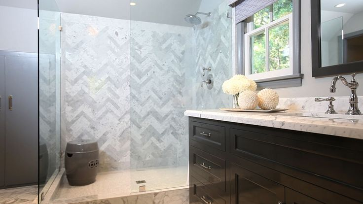 Herringbone 2x8 Tile Jeff Lewis Modern Dream Home