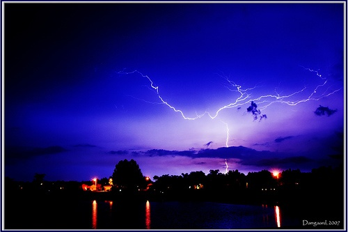 i love storms!