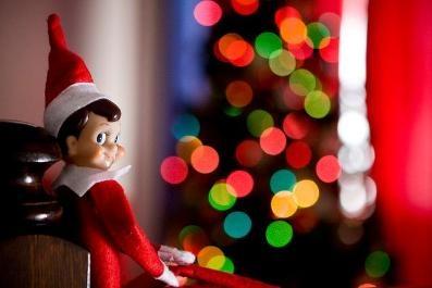 Cute elf on a shelf ideas elf on the shelf pinterest