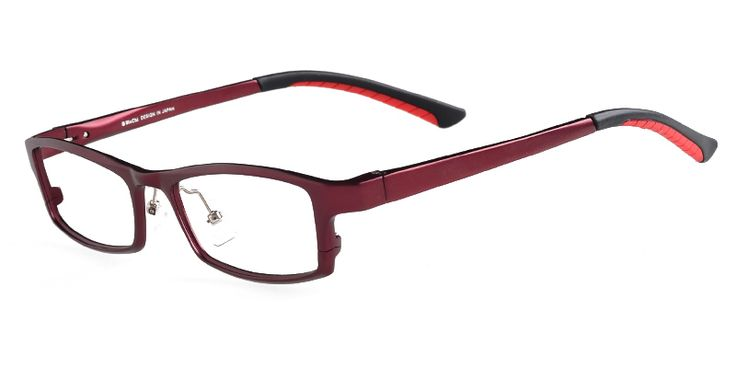 Glasses Frames Eyebrows : These ladys eyeglasses are elaborately designed, concise ...