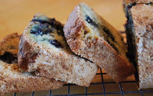 Blueberry-Orange Bread by fakeginger | Recipes I Want to Try | Pinter ...