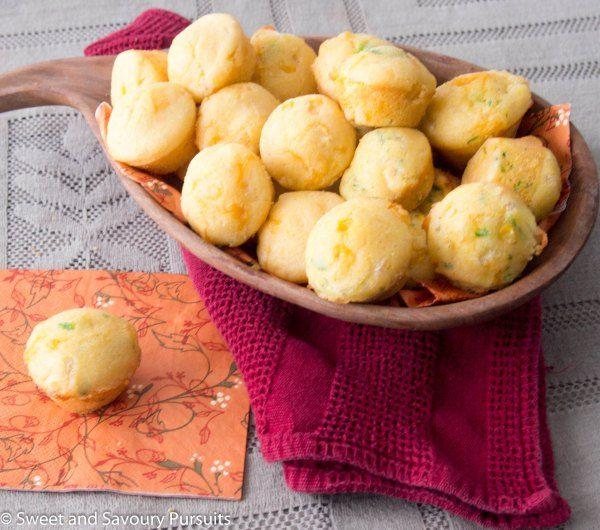 Mini Cornbread Muffins   Eatables   Pinterest