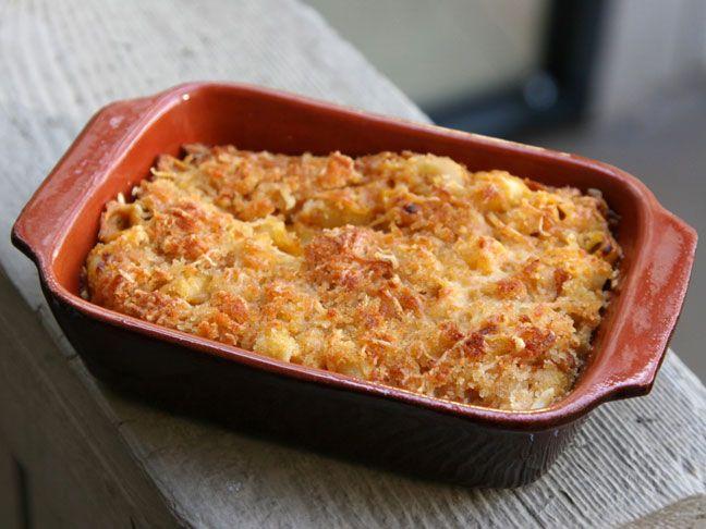 Pumpkin Macaroni and Cheese-uses pumpkin puree instead of fresh ...