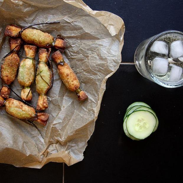 Fried Guacamole | Mmmmmm...Delish! | Pinterest