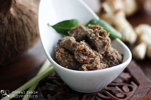 Glorious Beef Rendang | Recipe