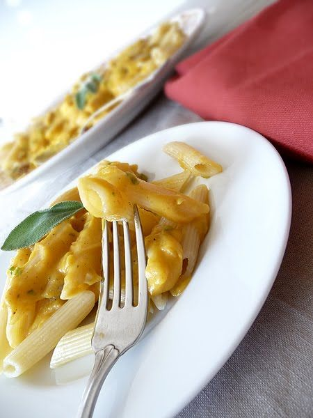 Pasta with Butternut Parmesan Sauce Excellent resource of more good ...