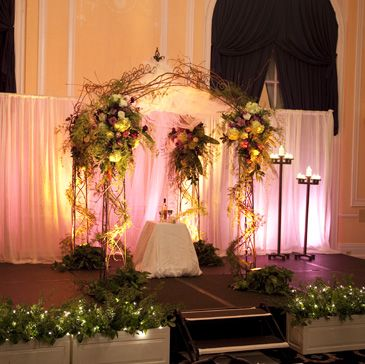 Wedding Reception Flowers Decor In Cleveland Ohio From Blooms By