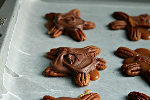 Chocolate-Covered Turtles with Bacon   yummm!   Pinterest