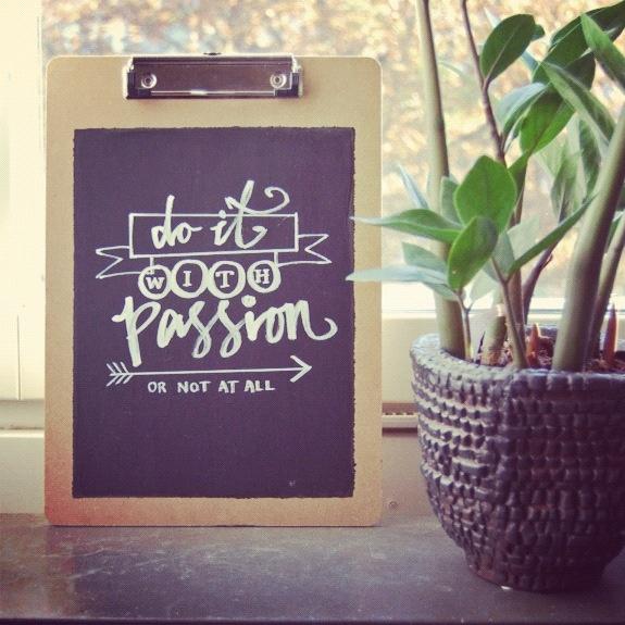Chalkboard Clipboard | DIY | Pinterest