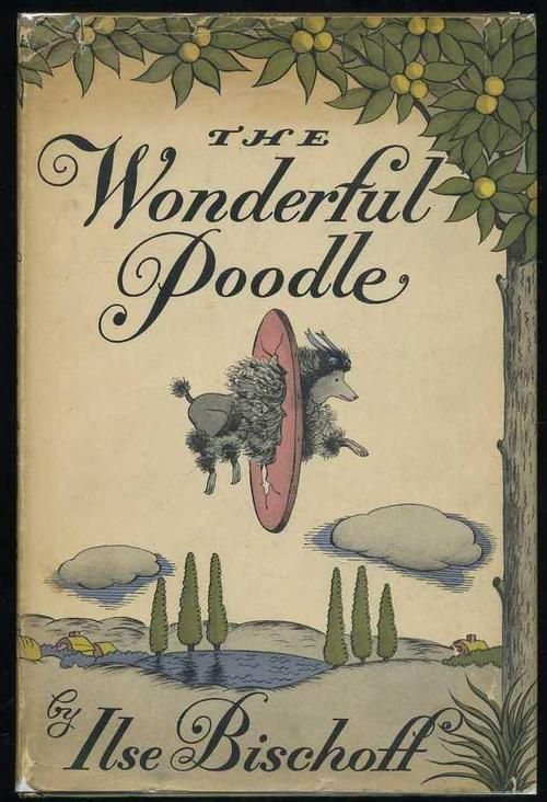 // Wonderful Poodle 1949