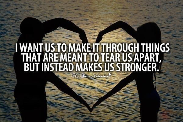 Quotes About Love Surviving Hard Times : Hard Times