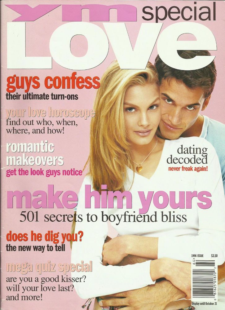 relationship quizzes from magazines