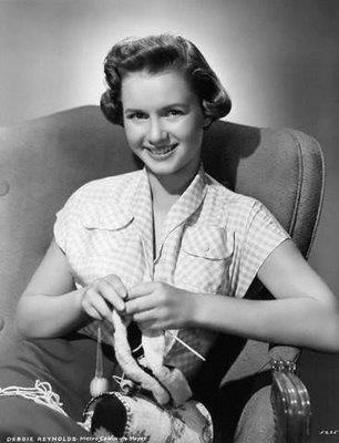Young Debbie Reynolds a very young wholesome...