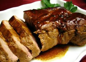 Simple Dinners: Roasted Pork Tenderloin