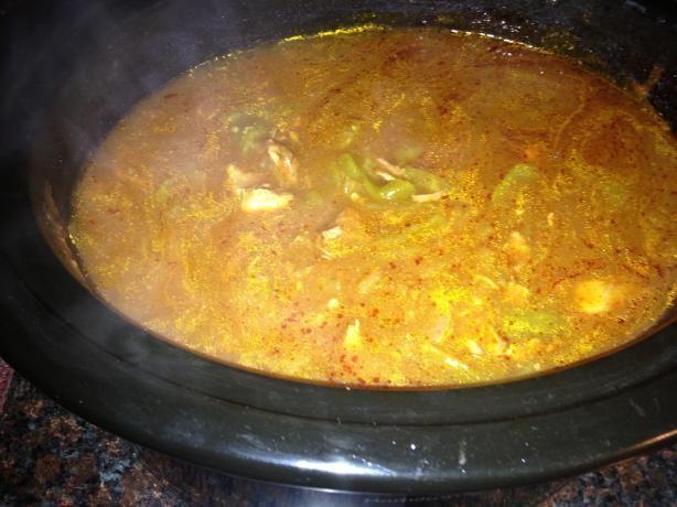 ... equix, green chiles, onions, garlic. **KARISA** Crock Pot Chile Verde