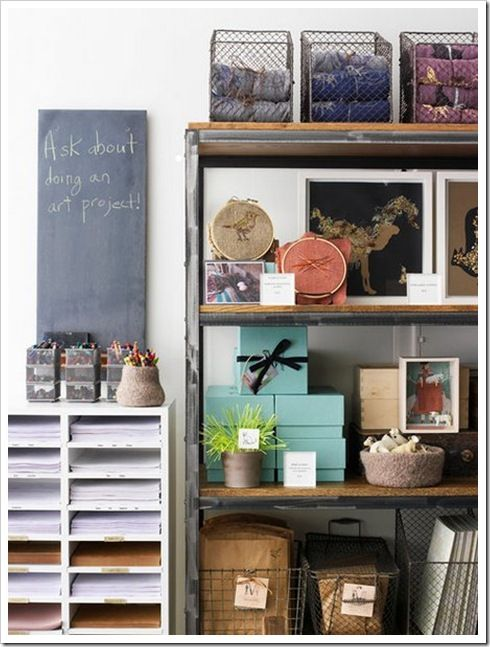 Organize Your Craft Room 490 x 647