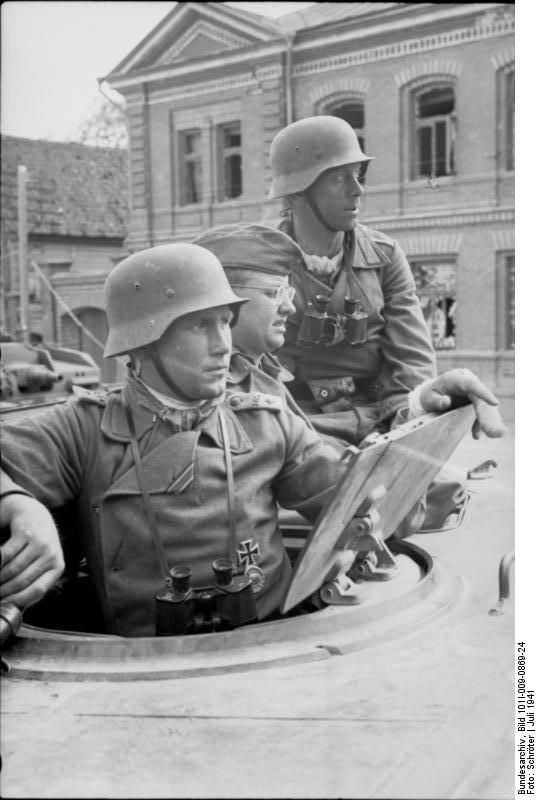 Hitler's Invasion of Russia in World War Two
