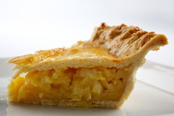 Shaker Lemon Pie | Recipe