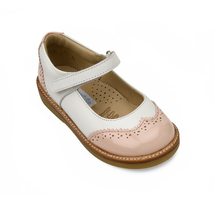 Elephantito Shoes Premium leather upper Breathable leather lining and