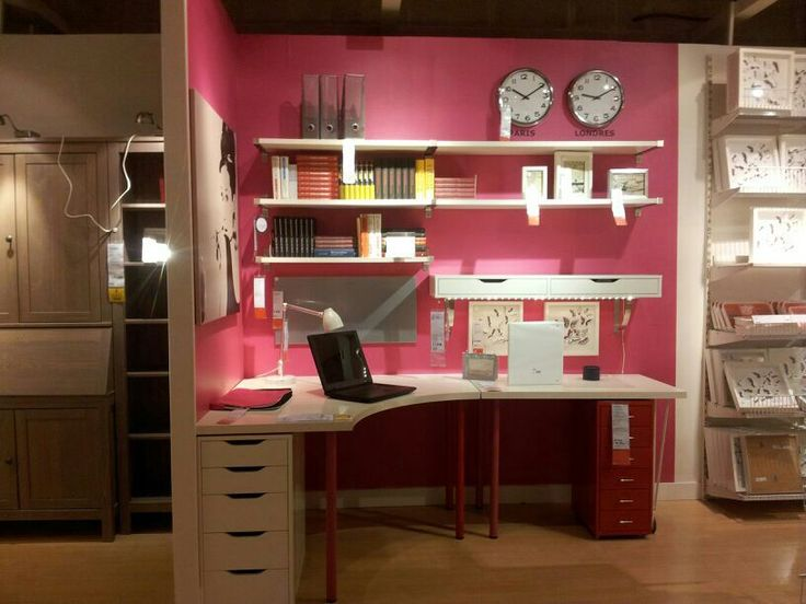 Ikea craft room home sweet home pinterest Small room ideas ikea