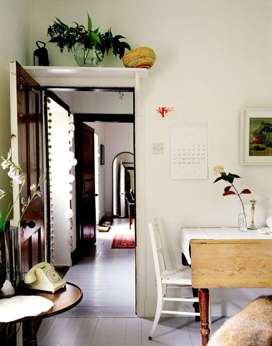 Shelf Above Door New House Pinterest