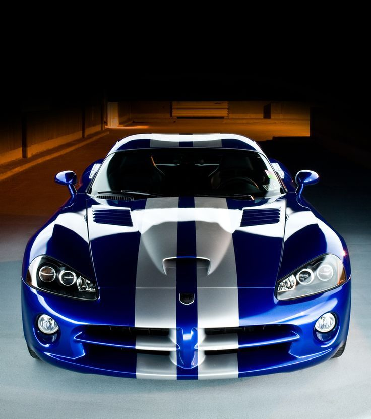 Dodge Viper Coupe SRT10 153 of 200 Viper Blue