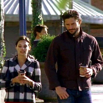 joe manganiello... Joe Manganiello And Sophia Bush