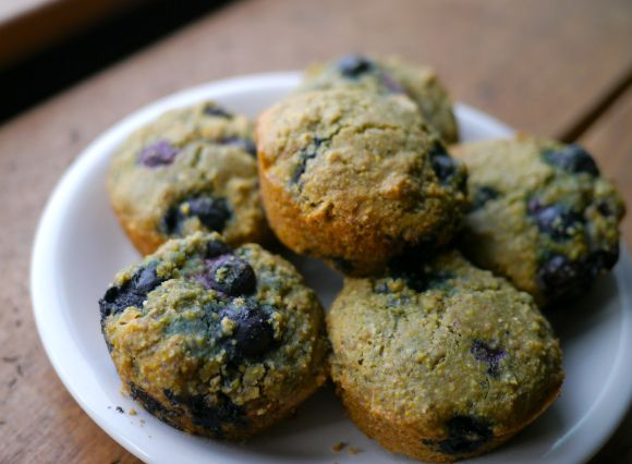 Blueberry Cornmeal Muffins | Vegan Baking...or there abouts | Pintere ...