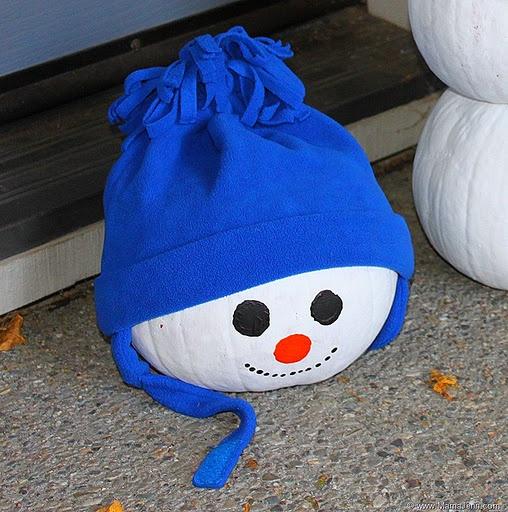 Snowmen Crafts Pinterest