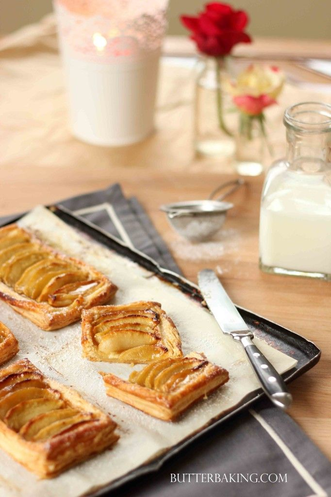 Caramel Apple Galettes   Butter Baking