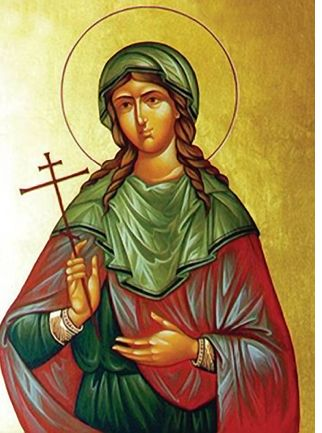 ST. JULIANA of Nicomedia, Martyr