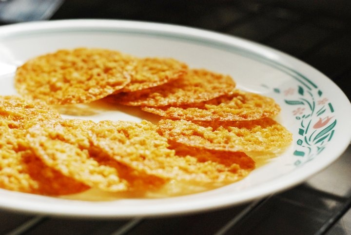 Oatmeal Crisps | Food and things related to food | Pinterest