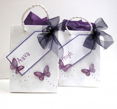 Ideas For Wedding Guests Gift Bags : Gift Bags for Wedding Guests Inspiring Ideas Pinterest