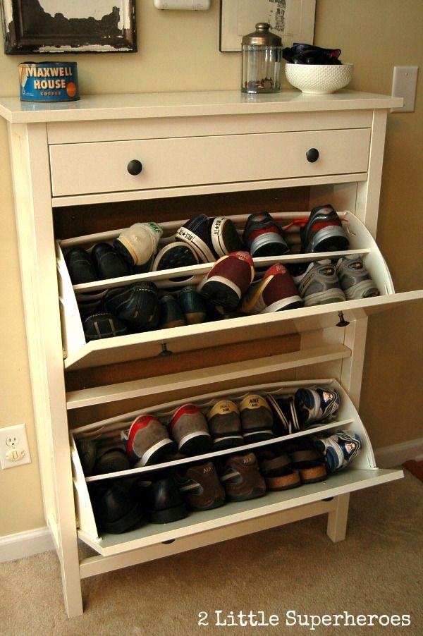 Shoe Storage Idea Ikea 129 Home Decorate Design