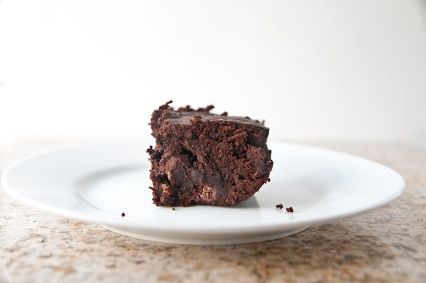Flourless Triple Chocolate Brownies | Food | Pinterest