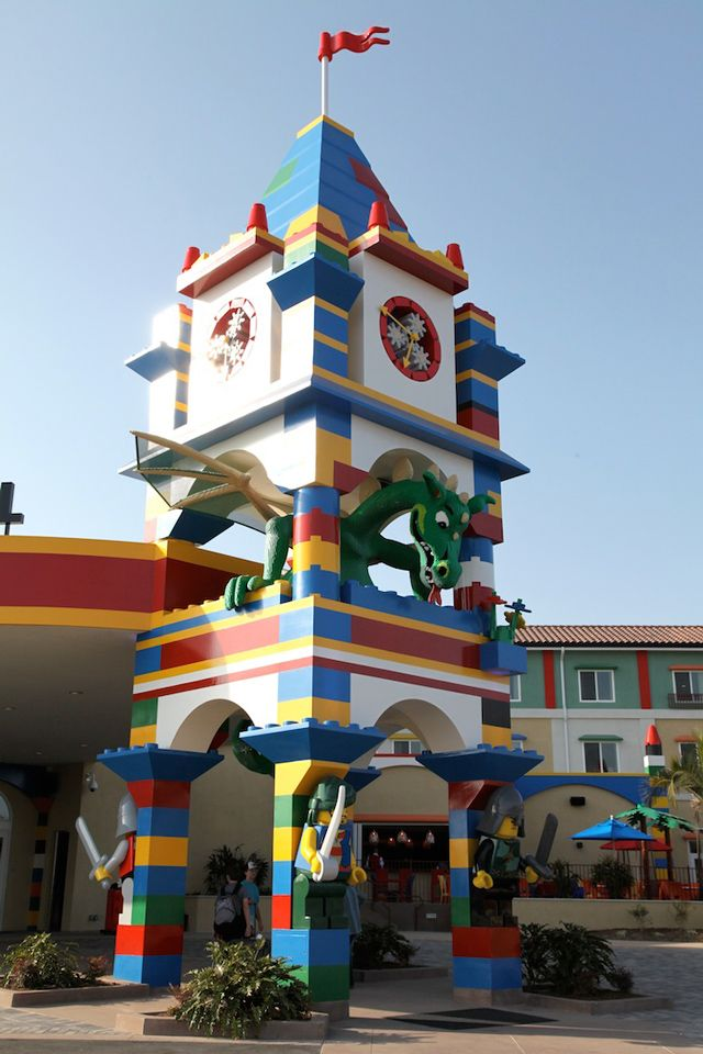 LEGOLAND California Resort Opens LEGOThemed Hotel
