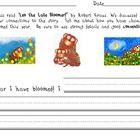 ... Leo the Late Bloomer by Robert Kraus. This worksheet developed for pri