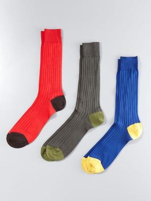Pantherella Cotton Trouser Socks