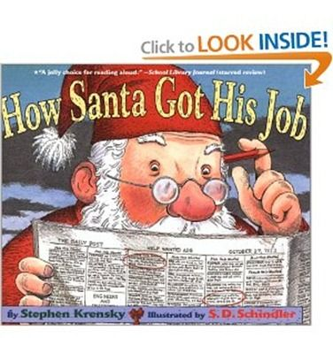 How Santa got his job.