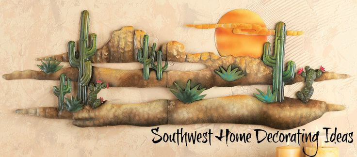 southwest home decorating ideas design that i love