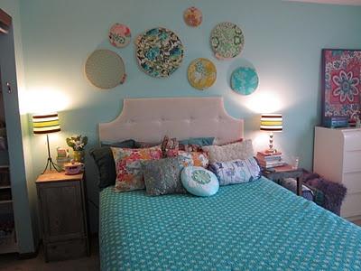 tween bedroom makeover | girly room ideas