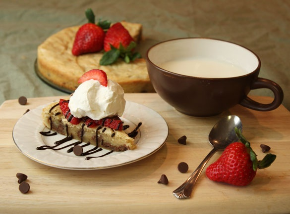 Brownie & Strawberry Shortcakes Recipes — Dishmaps