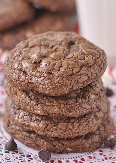 Chocolate Overload Cookies | Recipe