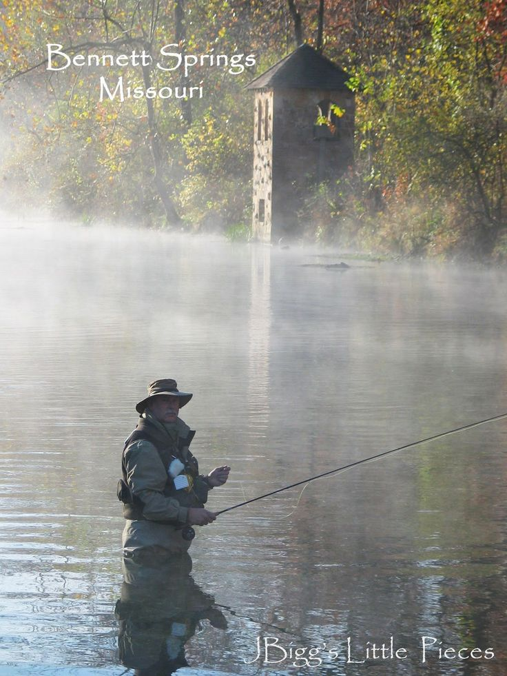 Fly fishing in missouri if i 39 m not going to catch for Missouri trout fishing