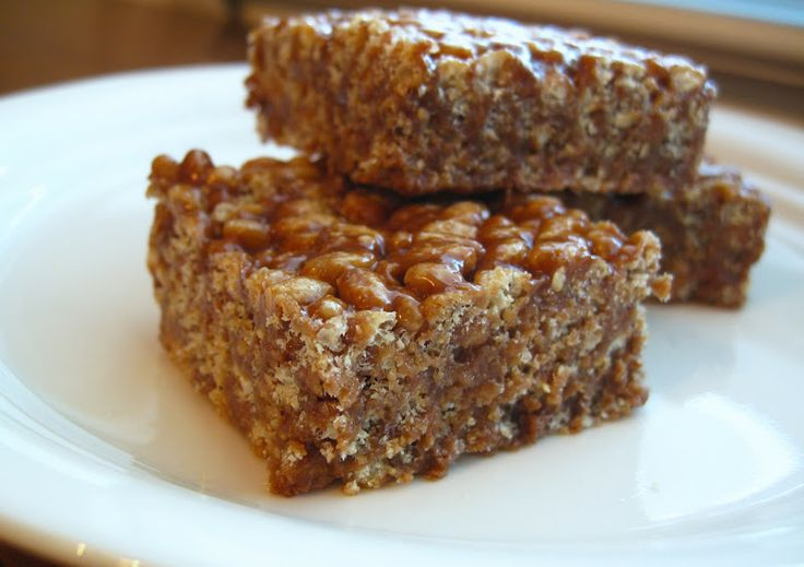 Chocolate Peanut Butter Rice Krispies » Natural Sweet Recipes