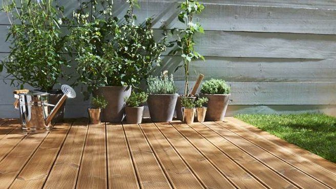 Pin by on terrasse terrace pinterest - Terrasse decoration jardin ...