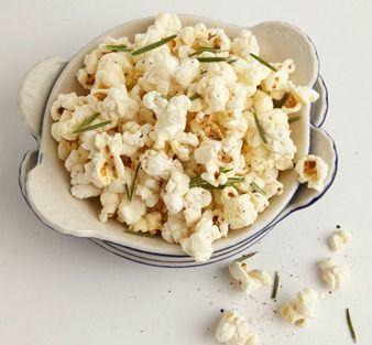 Truffle & Rosemary Popcorn | Recipe