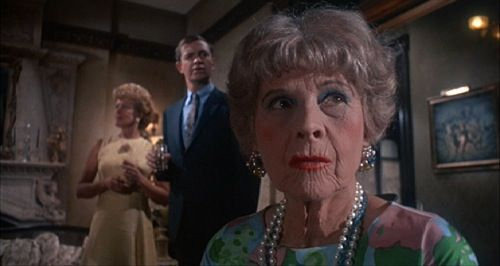 Ruth Gordon in Rosemary's Baby (she steals the show!).