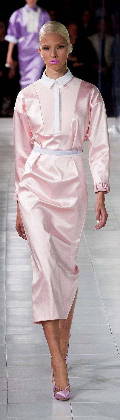 New York Spring 2014 - Prabal Gurung